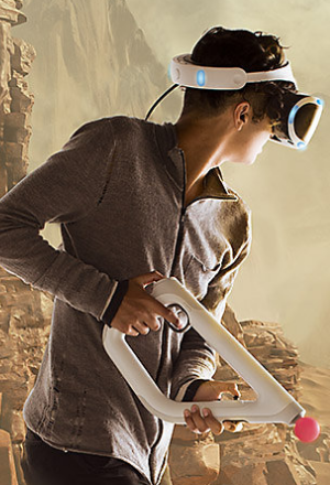 Farpoint PS VR game